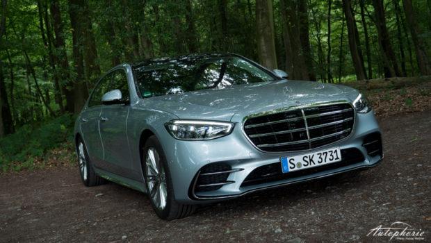 2021 Mercedes-Benz S400 4MATIC lang AMG Line hightechsilber