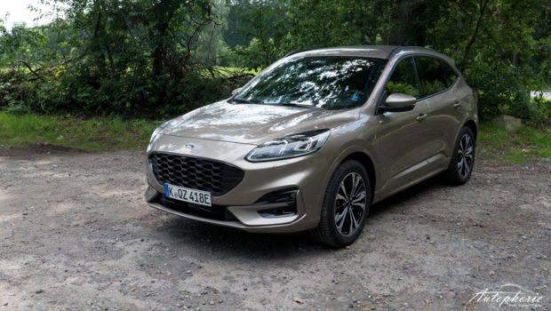 2021 Ford Kuga Plug-in Hybrid ST-Line X