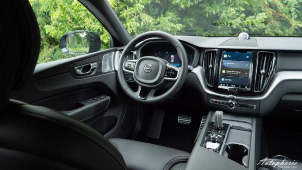 2022 Volvo Xc60 Cockpit