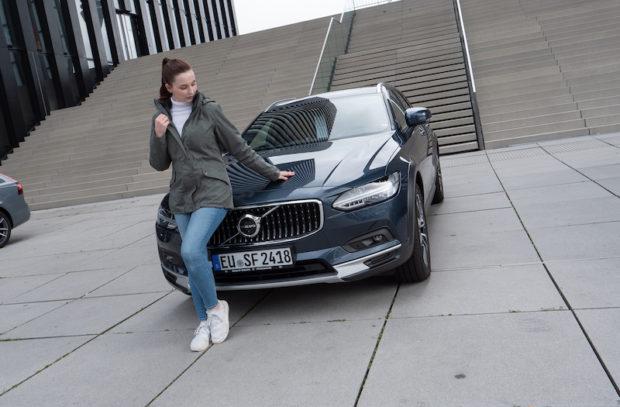 2022 Volvo V90 Cross Country